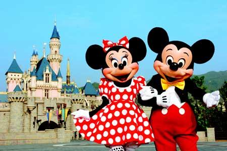 Shanghai Disneyland to Start Construction in November