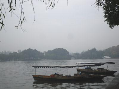 Spring is a fabulous time to go to Hangzhou