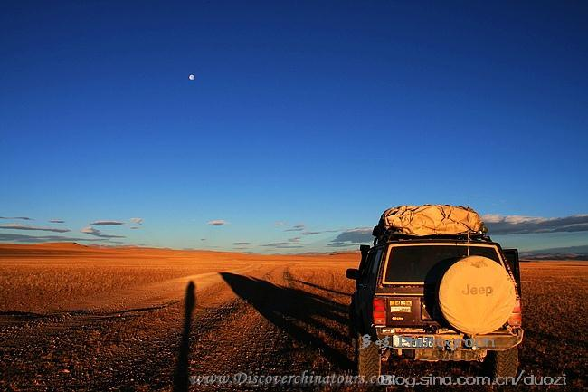 Travel in Ngari-departure