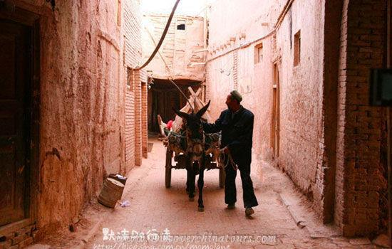 Kashgar Ancient Town