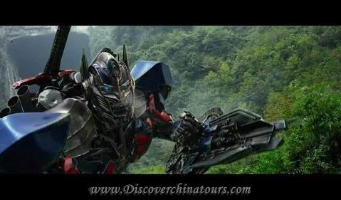 Wulong, the film location of Transformer IV Age of Extinction