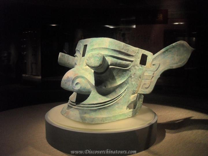 Closer Understanding to Sanxingdui Museum
