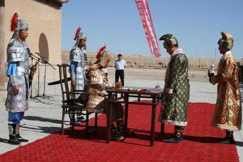 Jiayuguan_ Imitating Ceremony2.jpg
