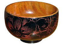 Tibetan wooden bowl in Shangri-La.jpg
