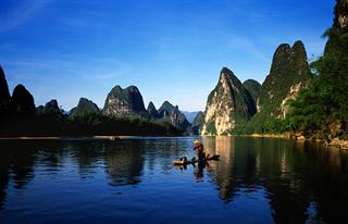3 Days Guilin & Yangshuo Highlights Tour--Daxu Ancient Town, Yangdi, Li River & West Street Tour