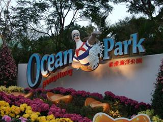 Half Day Hong Kong City Tour--Ocean Park Tour