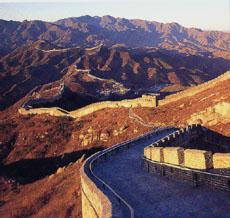 1 Day Great Wall Sunset Hiking Bus Tour from Badaling to Shixiaguan