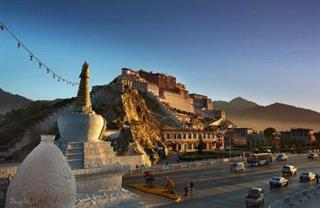 6 Days Tibet Tour Package around Lhasa, Gangtse, Shigatse