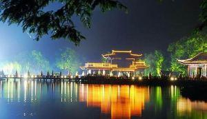 Night Show - Impressions West Lake in Hangzhou