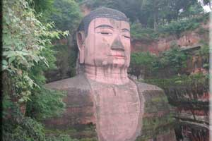 2 Days Leshan and Emei Tour--Giant Buddha,Leshan,Wannian Temple & Qinyinge Tour