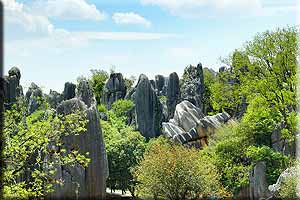1 Day Kunming City Tour--Stone Forest Tour