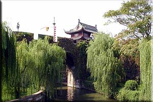 1 Day Suzhou Highlights Tour--Grand Canal Cruise, Panmen City Gate & Suzhou Lingering Garden
