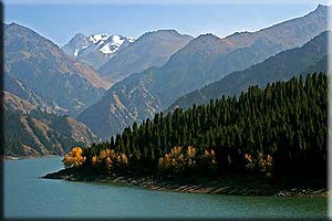 7 Days China Tours of Urumqi, Kashgar, Tashkorgan