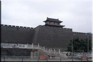 Half Day Private Xian Tour--Ancient City Wall,Bell Tower and Big Wild Goose Pagoda
