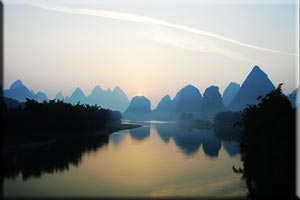 8 Days Beijing-Xian-Guilin Highlights Express Train Tour
