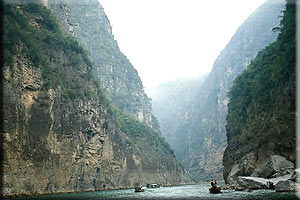 4 Days Single Yangtze River Cruise Downstream Package (Beijing-Chongqing-Yichang-Beijing) Tour