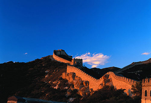 1 Day Beijing Bus Tour to Badaling Great Wall and Ming Tombs