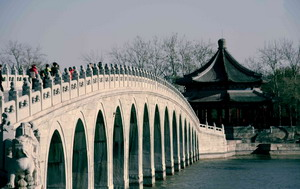 1 Day Great Beijing Bus Tours--Badaling Great Wall & The Summer Palace Tour.