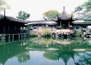 1 Day Shanghai-Suzhou Bus Tour-The Lingering Garden,Old City Gate,Grand Canal,No.1 Silk Factory,Suzhou Museum
