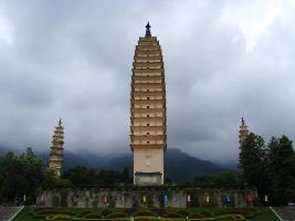7 Days Kunming,Dali & Lijiang Biking Tour--Xizhou,Three Pagodas,Dali Old Town,Shuhe Old Town & Lhashihai,etc Tour