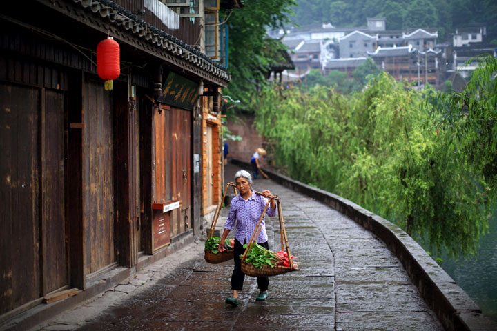 Accommodations 4 Star Or 5 Hotel In Fenghuang
