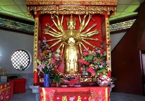 Yuantong Temple is the teaching ground of Avalokiteshvara Bodhisattva