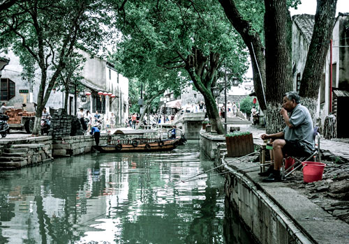 Tongli Ancient Town 1