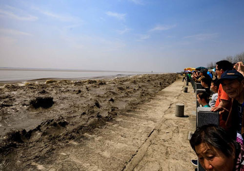 Qiantang River Tide 1