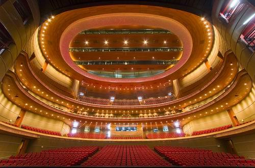 Discover China Tours offers you the best photos of National Center for the Performing Airts.The theater of the National Center for the Performing Arts.