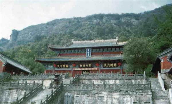 Gallery of Ancient Building Complex in the Wudang Mountains, Ancient Building Complex in the Wudang Mountains Photo-1, Danjiangkou Travel Guide