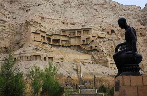 Kizil Thousand Buddha Caves would be much more famous than Mogao Grottos in Dunhuang